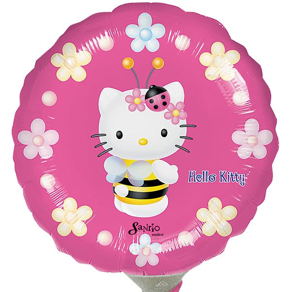 Globo Hello Kitty.