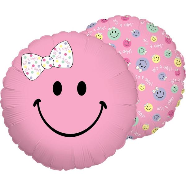 Globo Baby Girl Smile