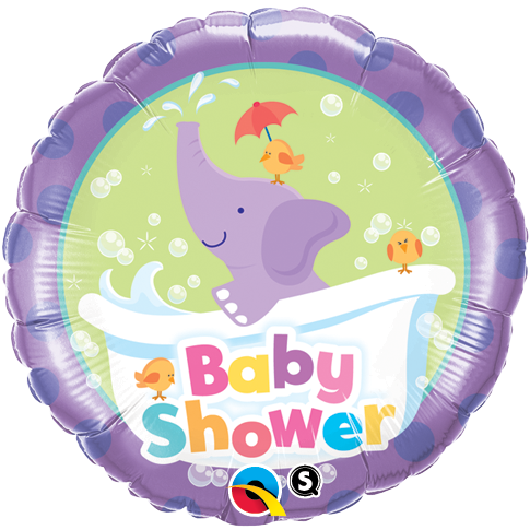 Globo Babay Shower Elephant No. 18