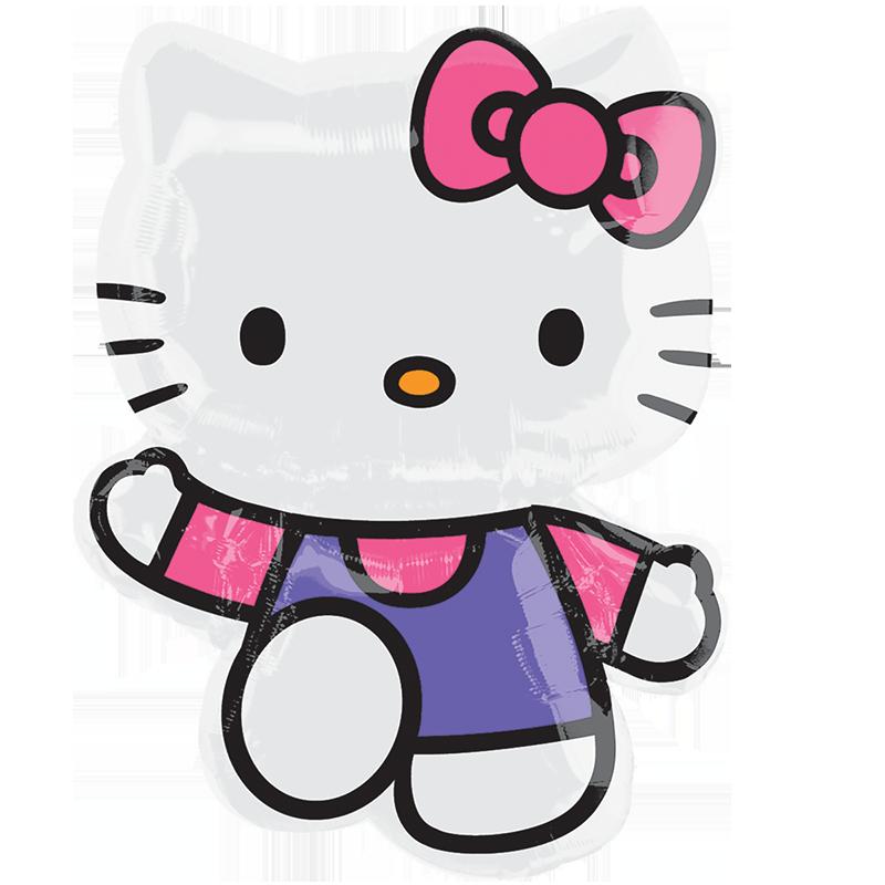 Globo Hello Kitty Pink