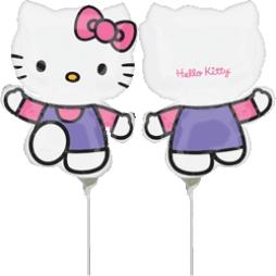 Globo Hello  Kittu Pink & Purple