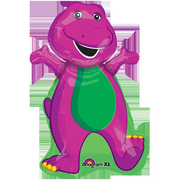Globo Barney