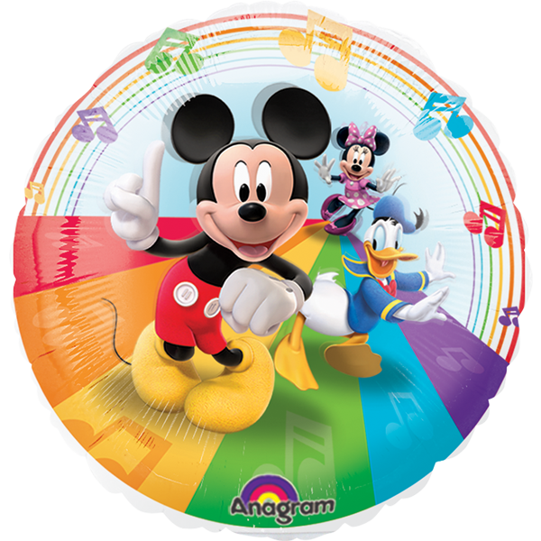 Globo Mickey De X1