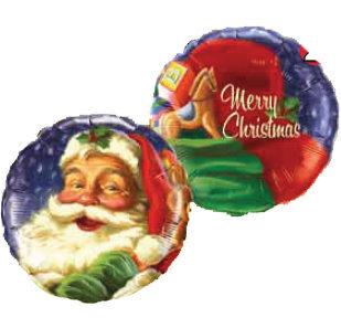 Globo Jolly Santa