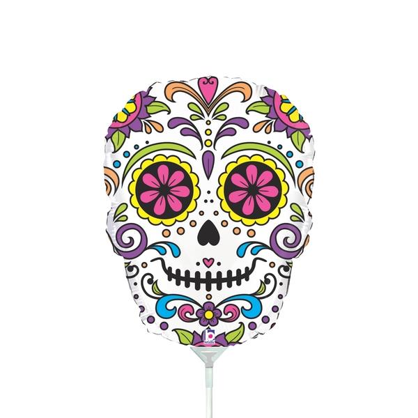Globo Sugar Skull