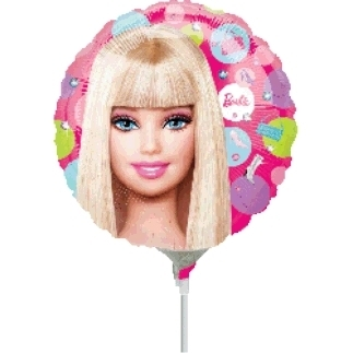 Globo Barbie Pattern
