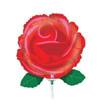 Globo Red Rose
