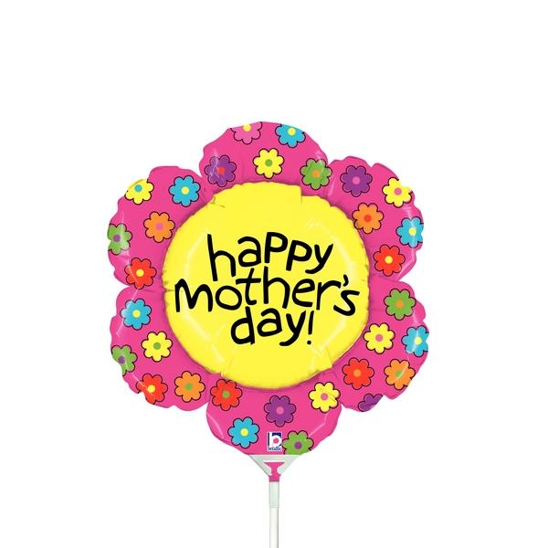 Globo Flor Mothers Day