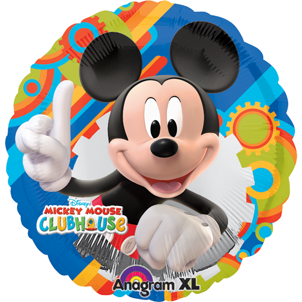 Globo Mickey Clubhouse