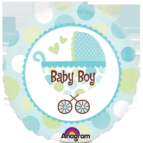 Globo Baby Boy Buggy  No.4