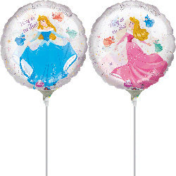 Globo Princesa Aurora Es Tu Dia
