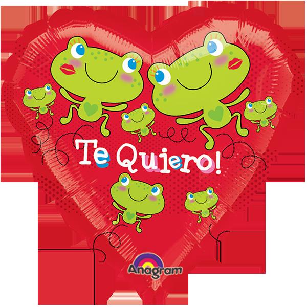 Globo Ranas Amor