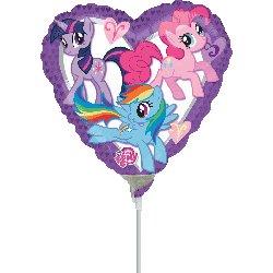 Globo My Little Pony Heart
