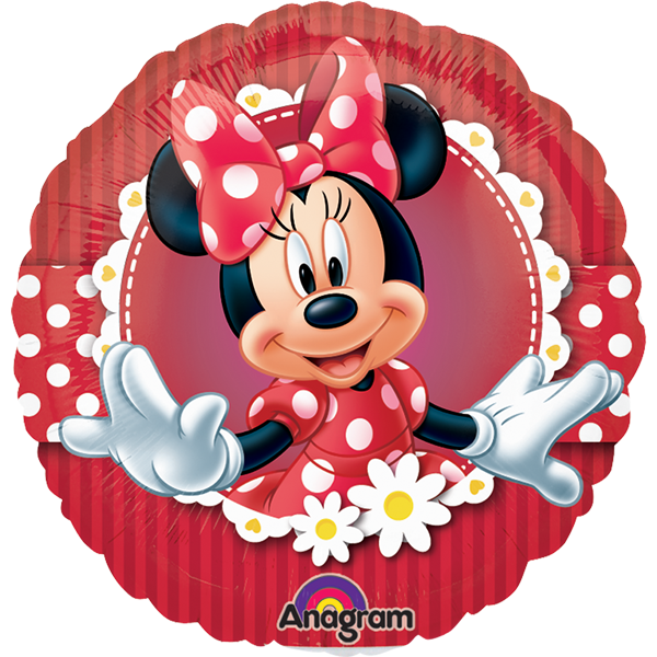 Globo Mad About Minnie