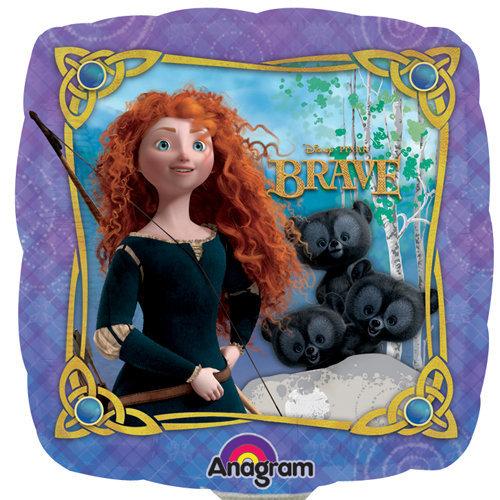 Globo Disney Brave