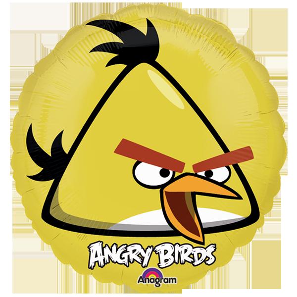 Globo Angry Birds Yellow Bird