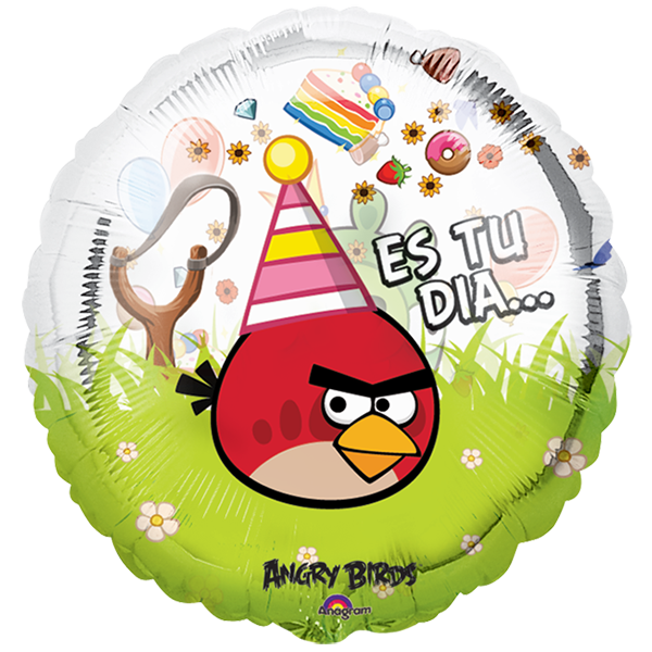 Globo Angry Birds Resortera No.9