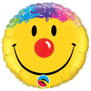 Globo Smile Nariz Roja
