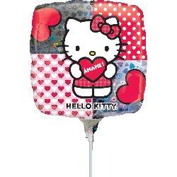 Globo Holo Hello Kitty Amame