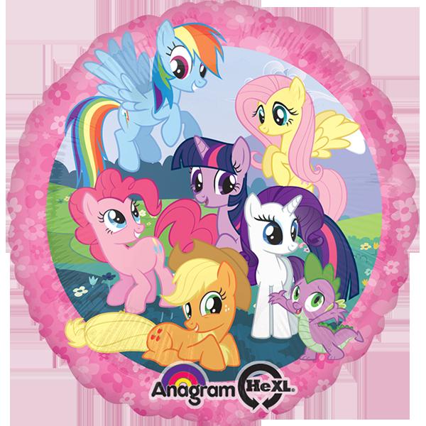 Globo My Little Pony.