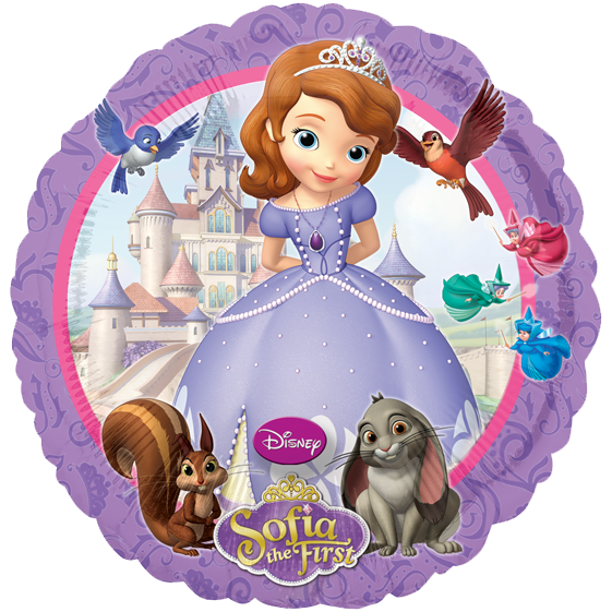 Globo Sofia The  First.