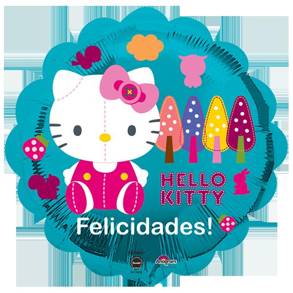 Globo Hello Kitty Felicidades