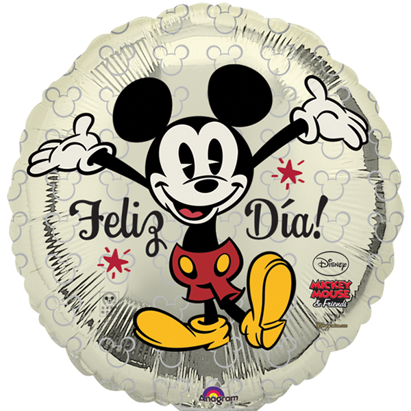 Globo Mickey Y Minnie