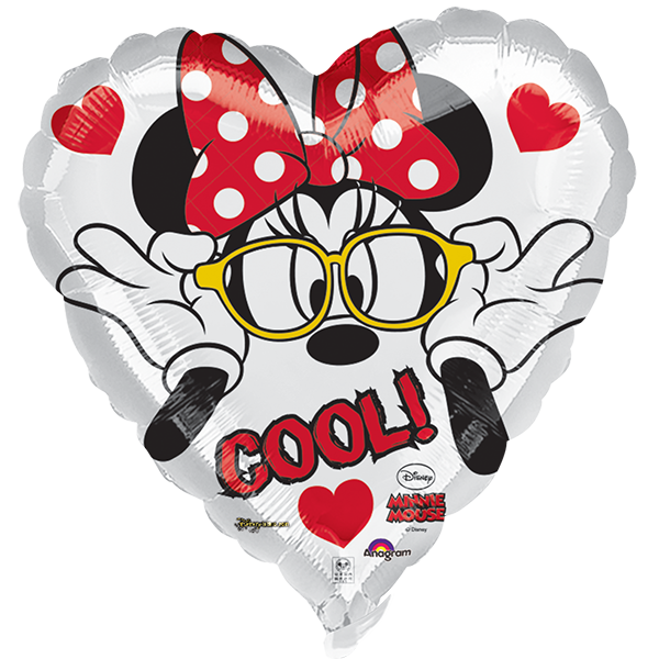 Globo Minnie Cool!