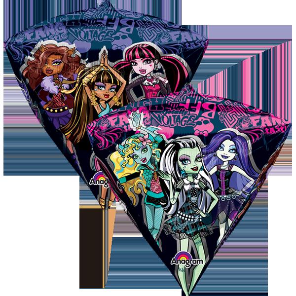 Globo Monster High