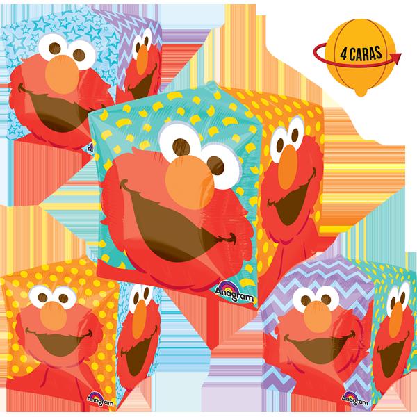 Globo Orbz Sesame Street Elmo