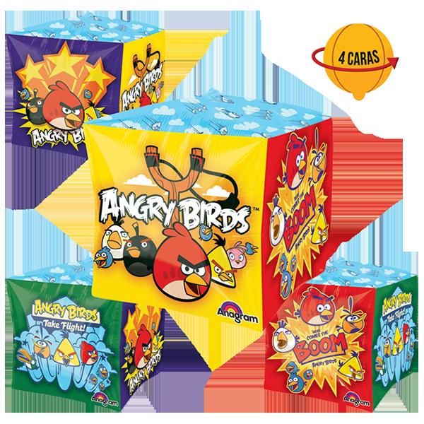 Globo Angry Birds