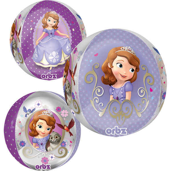 Globo Sofia The First
