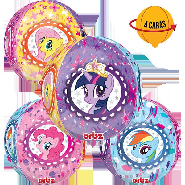 Globo My Little Pony...
