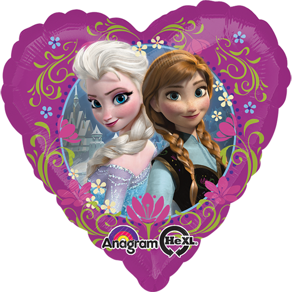 Globo Disney Frozen Love