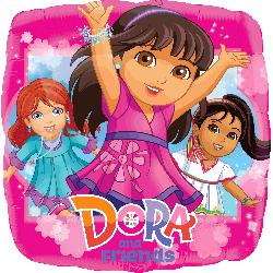Globo Dora Y Friends