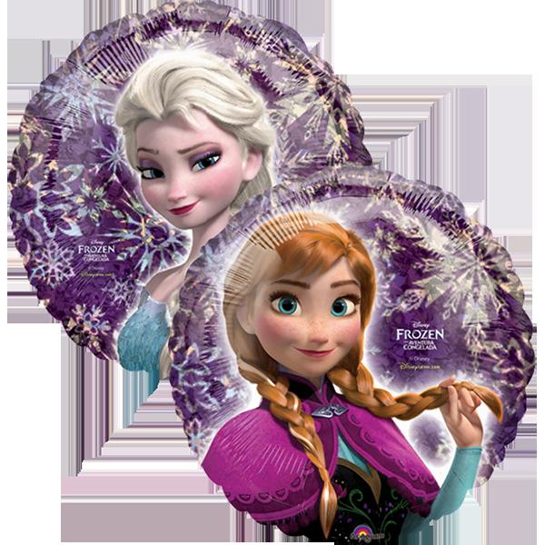 Globo Frozen.