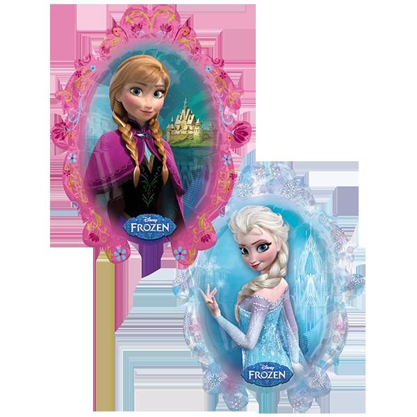 Globo Frozen..