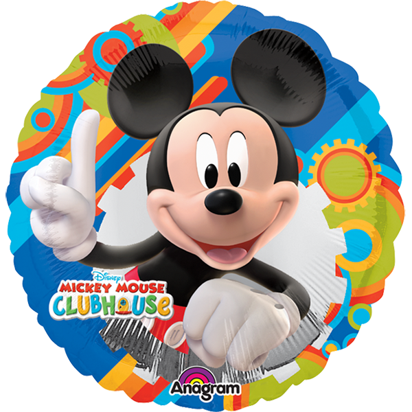 Globo Mickey Mouse Clubhouse