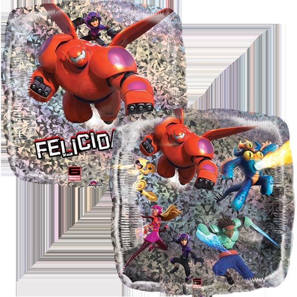 Globo Holog.hero 6 Felic