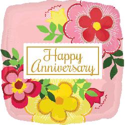 Globo Flower Anniversary