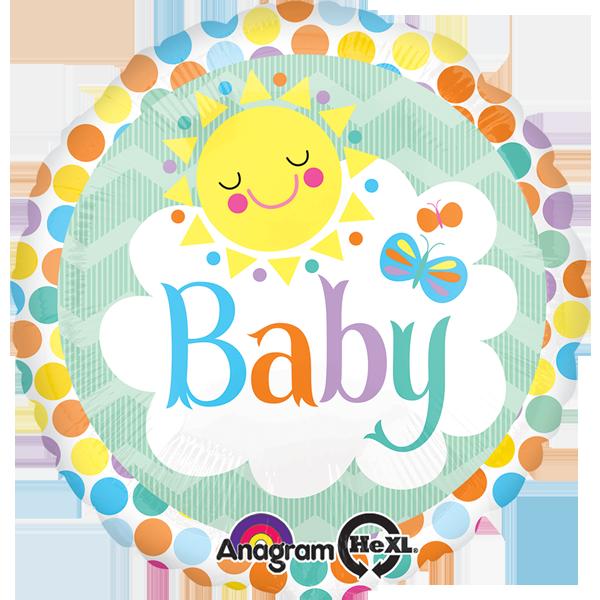 Globo Feiendly Baby Sun