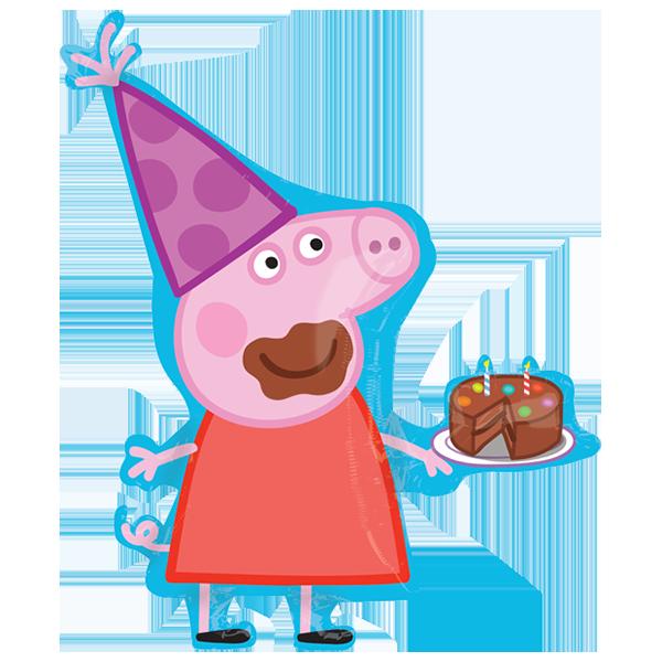 Globo Peppa Pig