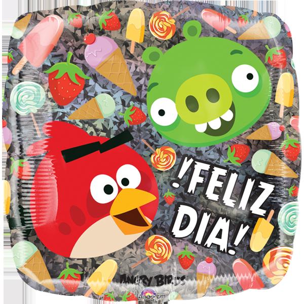 Globo Angry Bird