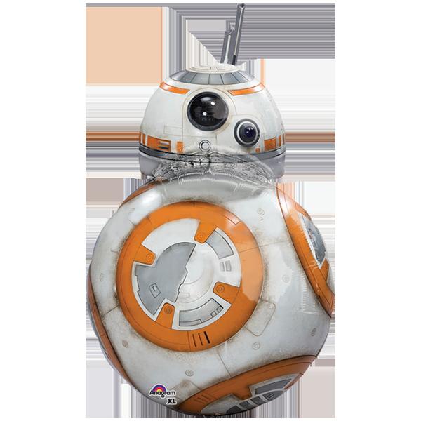 Globo Star Wars The Force Awakens Bb8