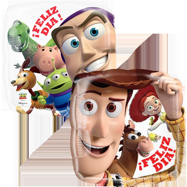 Globo Toy Story Amigos