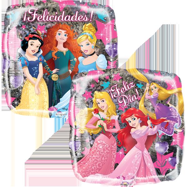 Globo Princess Estrella