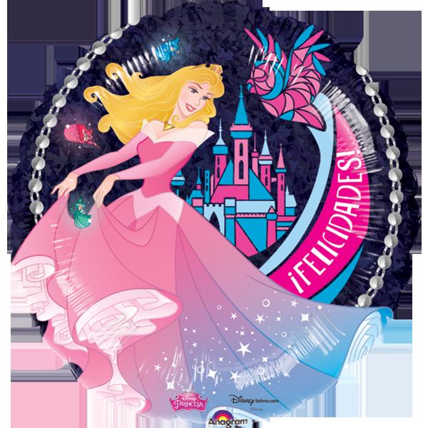 Globo Princesa Aurora
