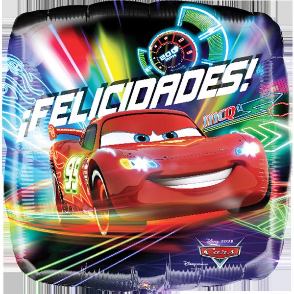 Globo Cars Felicidades