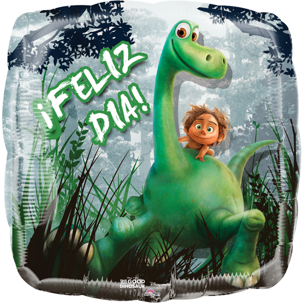 Globo The Good Dinosaur Feliz Dia