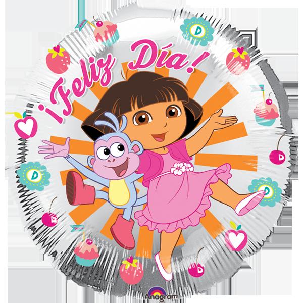 Globo Dora Feliz Dia